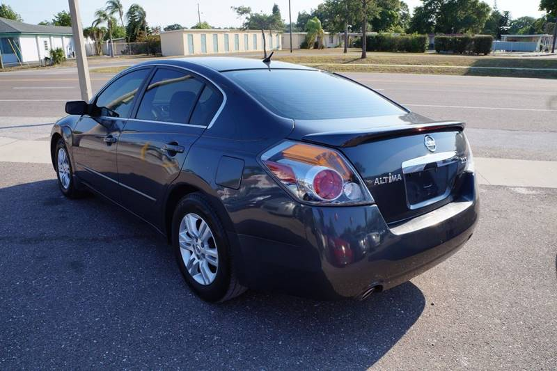 2012 Nissan Altima 2.5 S 4dr Sedan - Clearwater FL