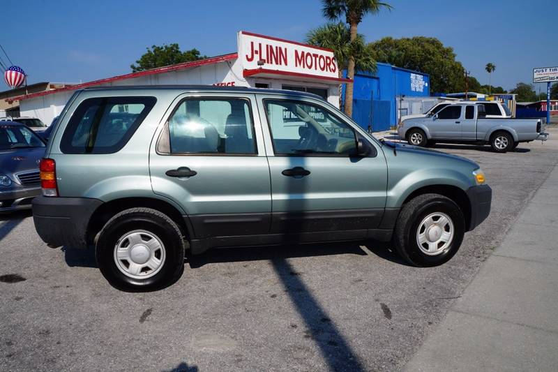 2005 Ford Escape XLS 4dr SUV - Clearwater FL