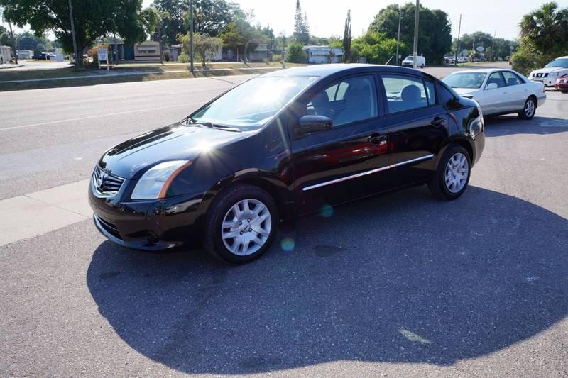 2011 Nissan Sentra 2.0 S 4dr Sedan - Clearwater FL