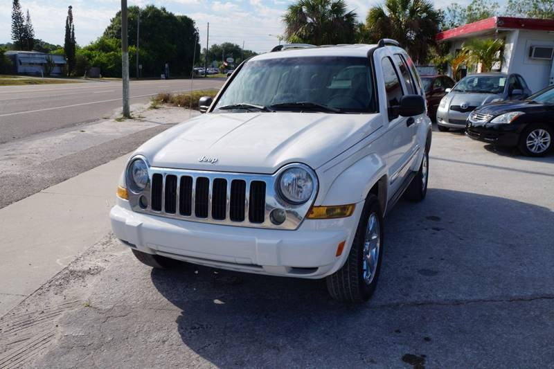 2005 Jeep Liberty Limited 4dr SUV - Clearwater FL