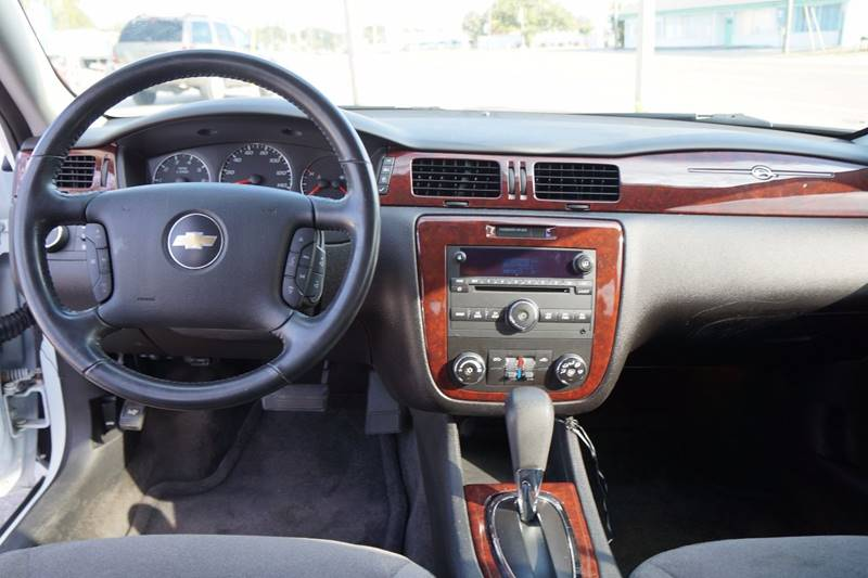 2010 Chevrolet Impala LT 4dr Sedan - Clearwater FL