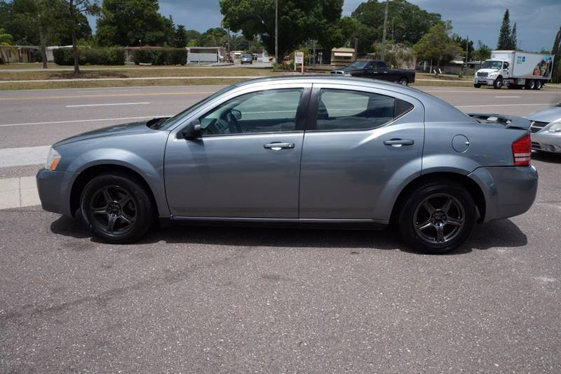 2008 Dodge Avenger SE 4dr Sedan - Clearwater FL