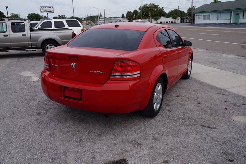 2009 Dodge Avenger SE 4dr Sedan - Clearwater FL