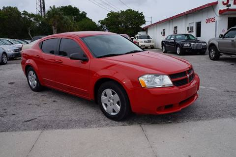 2009 Dodge Avenger for sale in Clearwater, FL