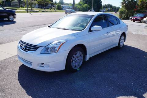 2010 Nissan Altima for sale in Clearwater, FL