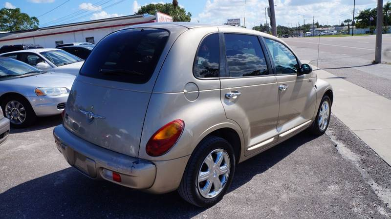 2003 Chrysler PT Cruiser Limited Edition 4dr Wagon - Clearwater FL