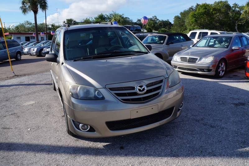 2006 Mazda MPV LX 4dr Mini-Van - Clearwater FL