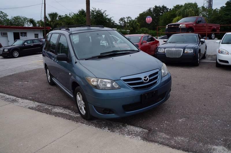 2004 Mazda MPV