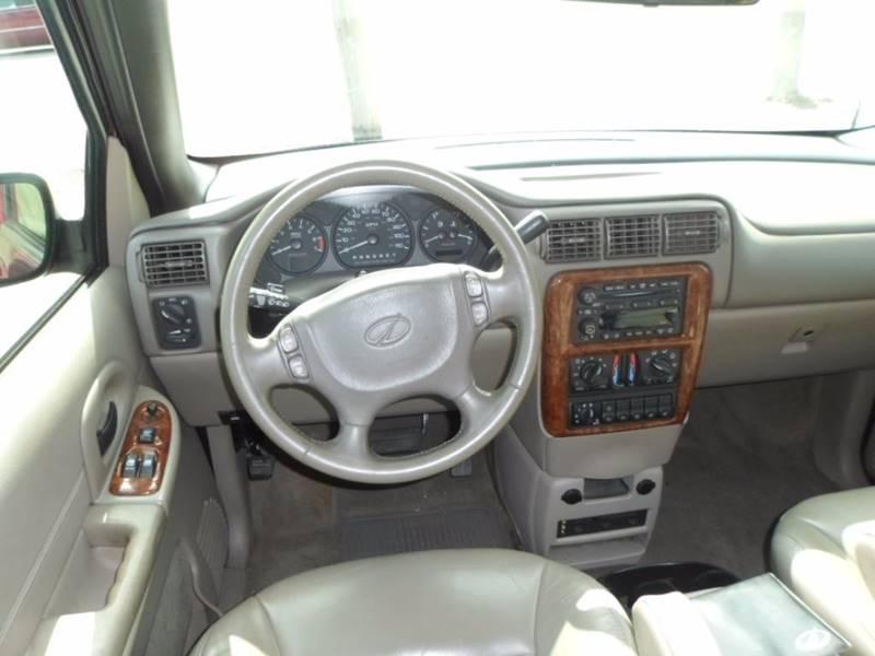 2002 Oldsmobile Silhouette