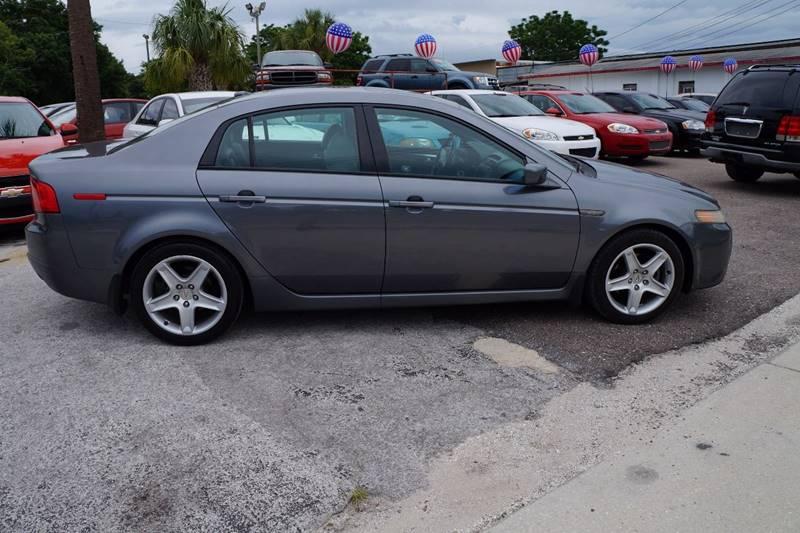 2005 Acura TL 3.2 4dr Sedan w/Navi - Clearwater FL