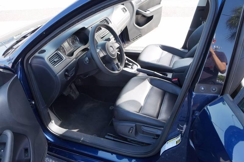 2014 Volkswagen Jetta SE PZEV 4dr Sedan 6A - Clearwater FL