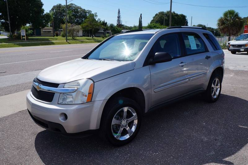2007 Chevrolet Equinox LS 4dr SUV - Clearwater FL