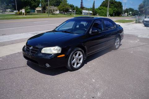 2000 Nissan Maxima for sale in Clearwater, FL