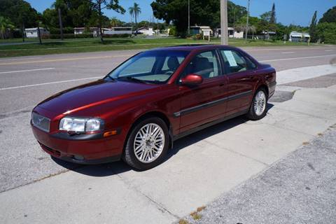 2000 Volvo S80 for sale in Clearwater, FL