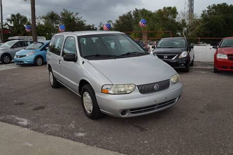 2002 Mercury Villager for sale in Clearwater, FL