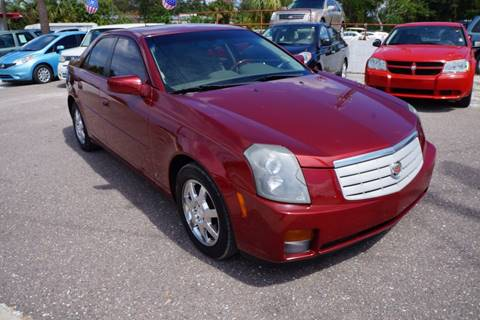 2006 Cadillac CTS for sale in Clearwater, FL