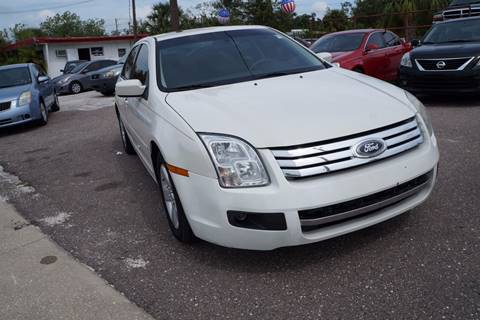 2008 Ford Fusion for sale in Clearwater, FL