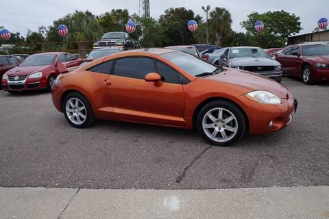 2007 Mitsubishi Eclipse for sale in Clearwater, FL