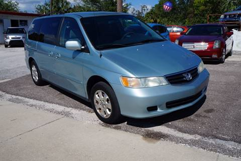 2003 Honda Odyssey for sale in Clearwater, FL