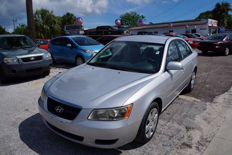 2007 Hyundai Sonata for sale in Clearwater, FL