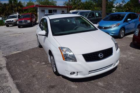2009 Nissan Sentra for sale in Clearwater, FL