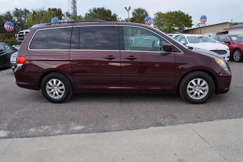 2010 Honda Odyssey Ex 4dr Mini Van In Clearwater Fl J Linn Motors