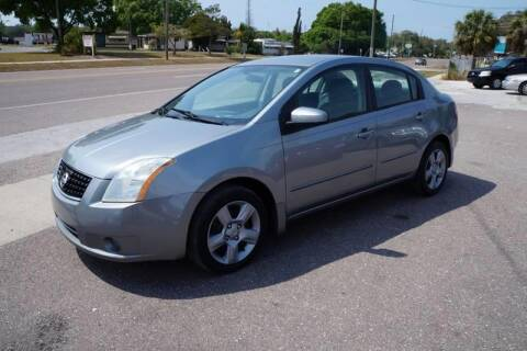 2009 Nissan Sentra for sale at J Linn Motors in Clearwater FL