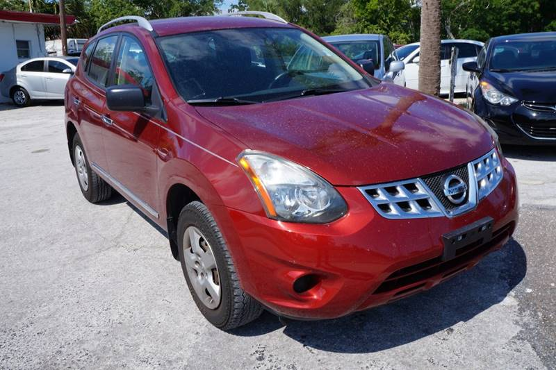 2014 Nissan Rogue Select S Used Cars In Clearwater, FL 33756