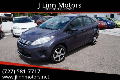 2012 Ford Fiesta for sale at J Linn Motors in Clearwater FL