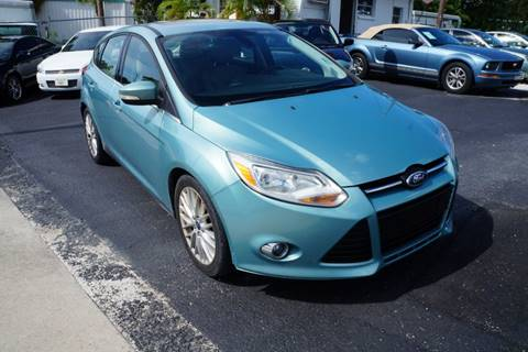2012 Ford Focus for sale in Clearwater, FL