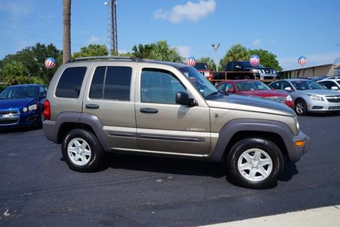 2004 Jeep Liberty for sale in Clearwater, FL