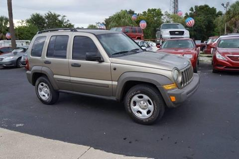 2006 Jeep Liberty for sale in Clearwater, FL