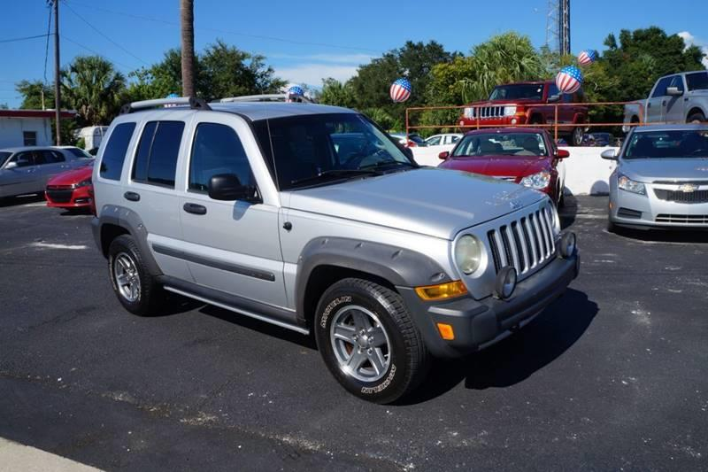 2005 Jeep Liberty Renegade 4dr SUV   Clearwater FL