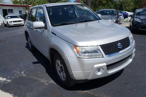 2008 Suzuki Grand Vitara for sale in Clearwater, FL