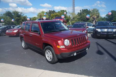 2013 Jeep Patriot for sale in Clearwater, FL