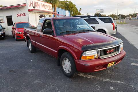 2002 GMC Sonoma for sale in Clearwater, FL