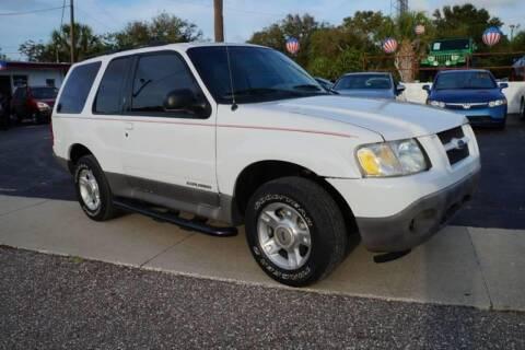 2002 Ford Explorer Sport for sale at J Linn Motors in Clearwater FL