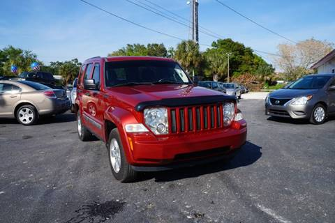 2010 Jeep Liberty for sale in Clearwater, FL