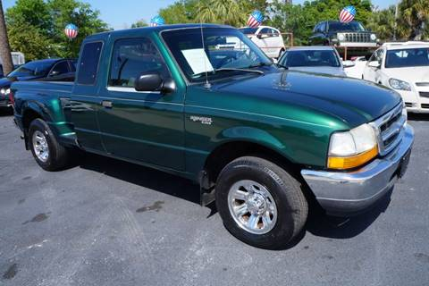 2000 Ford Ranger for sale in Clearwater, FL