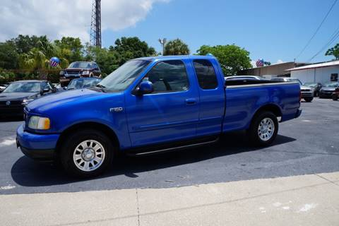 2002 Ford F-150 for sale in Clearwater, FL