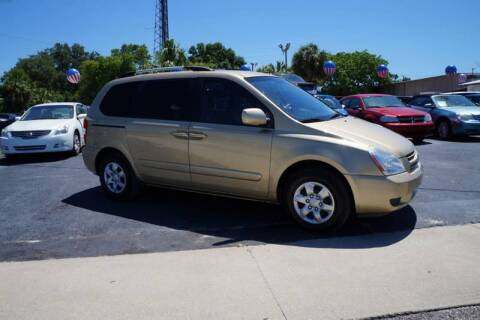 2010 Kia Sedona for sale at J Linn Motors in Clearwater FL