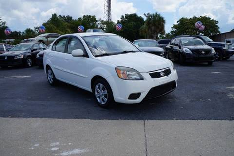 2011 Kia Rio for sale in Clearwater, FL
