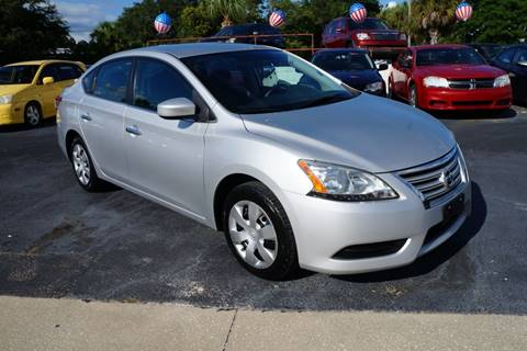 2013 Nissan Sentra for sale in Clearwater, FL