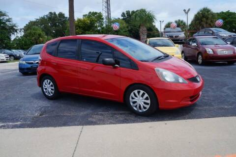 2011 Honda Fit for sale at J Linn Motors in Clearwater FL