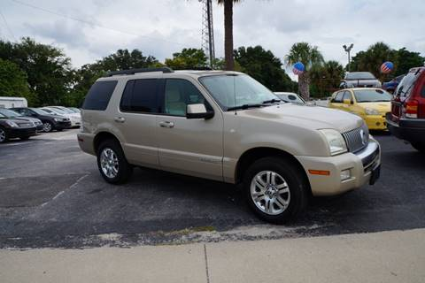 2007 Mercury Mountaineer for sale in Clearwater, FL