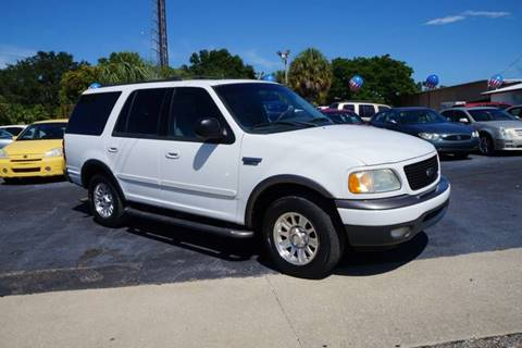 2002 Ford Expedition for sale in Clearwater, FL
