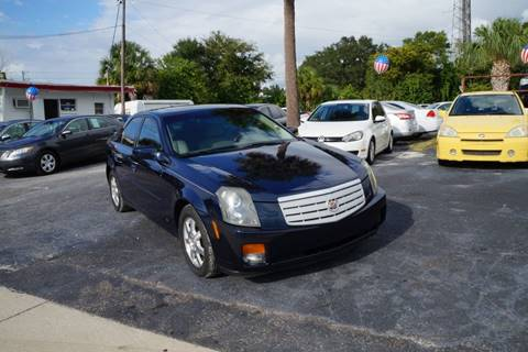 2007 Cadillac CTS for sale in Clearwater, FL