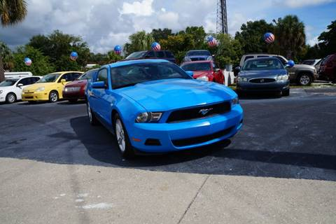 2010 Ford Mustang for sale in Clearwater, FL