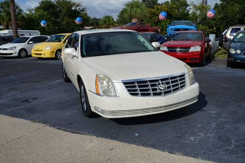 2008 Cadillac DTS for sale in Clearwater, FL