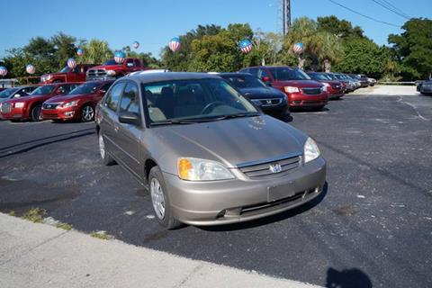 2003 Honda Civic for sale in Clearwater, FL
